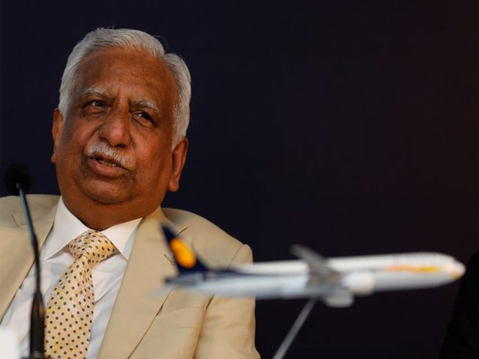 Jet Airways founder agrees to step down, sources say; shares rise