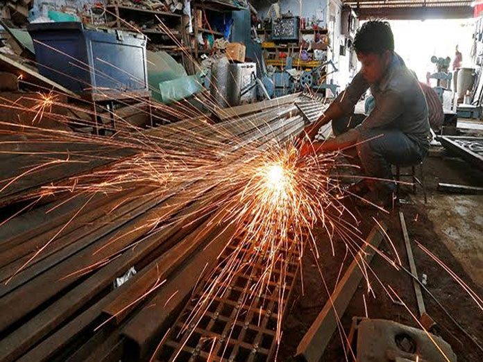 Solid demand boosts Indias factory growth to 14-month high in February:PMI