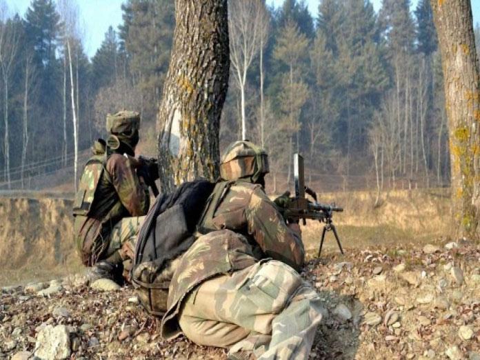 5 security men,2 ultras killed in Jammu and Kashmir gunfight