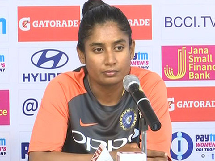 It becomes difficult for players to adapt if DRS is irregular: Mithali Raj