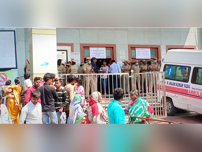 Hyderabad: 15 children fall sick after vaccination