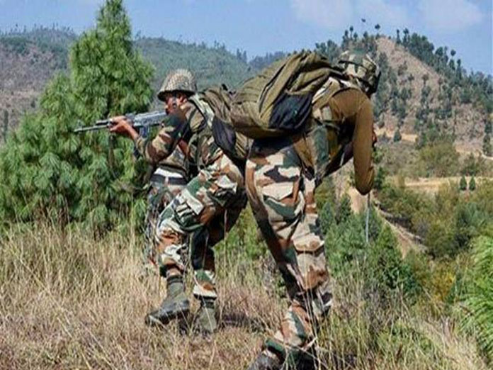 Pak continues ceasefire violations along LoC in Jammu
