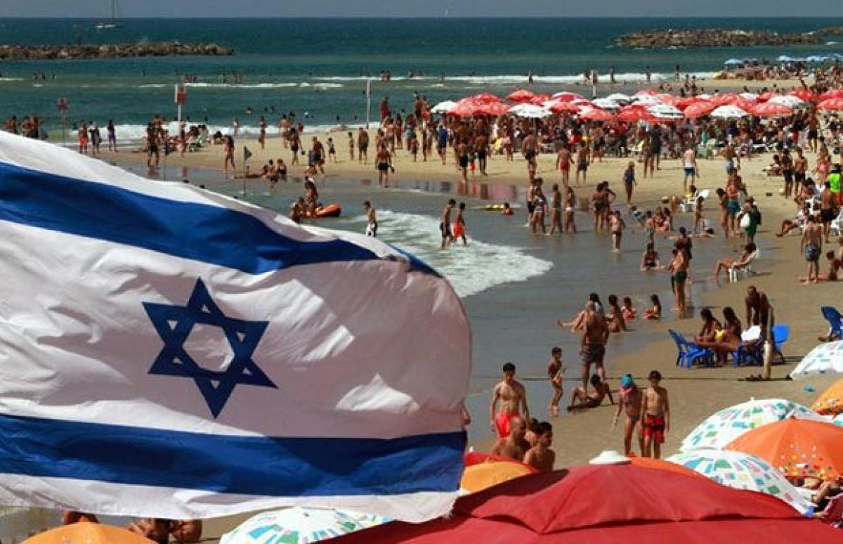 Police brace for Tel Aviv beach protests in Paris