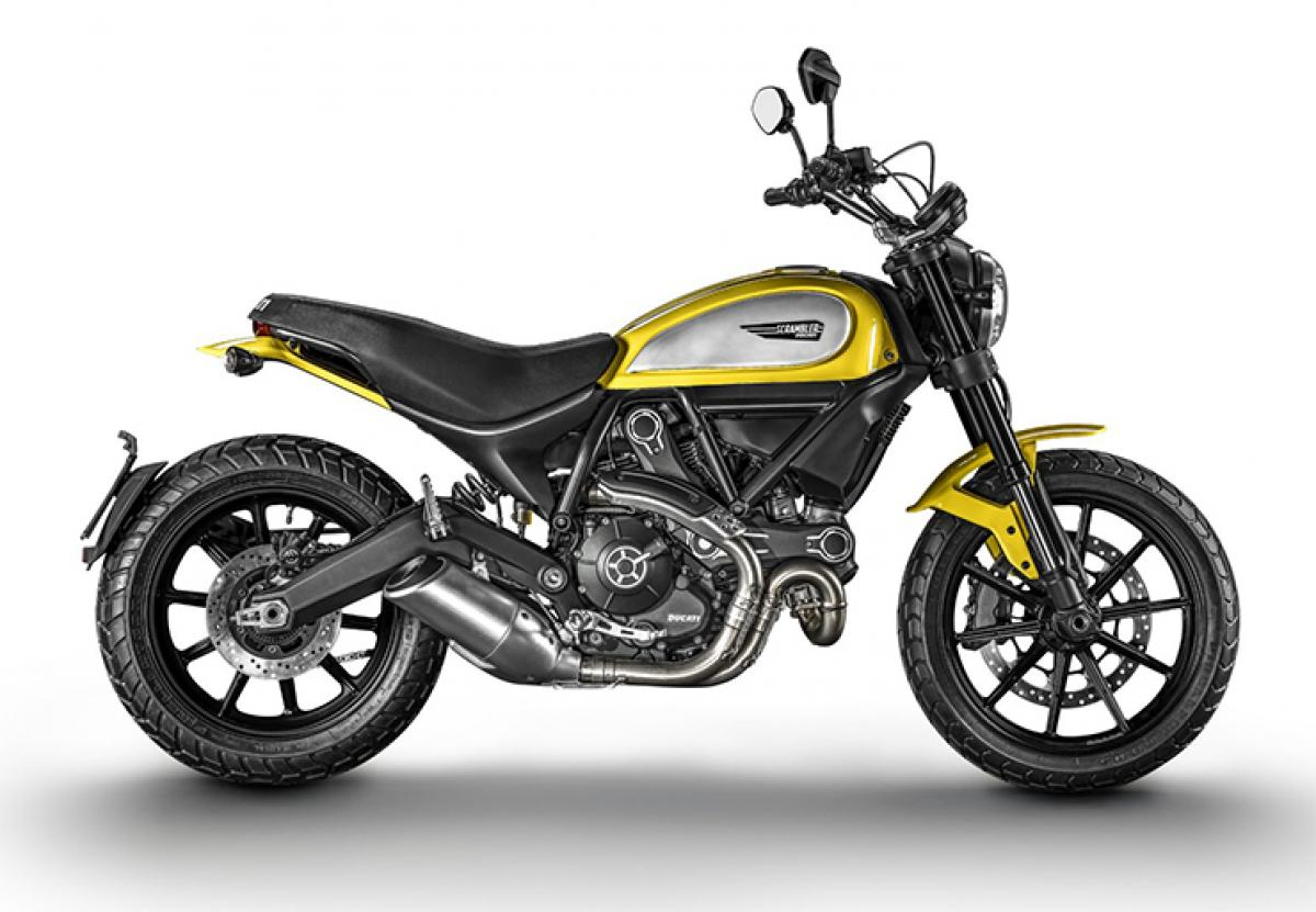 Ducati launches two new scrambler luxury bikes in India