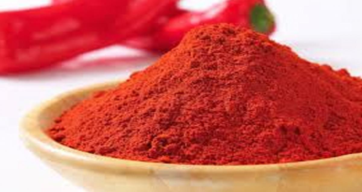 Stop flow of adulterated chilli powder: CPM