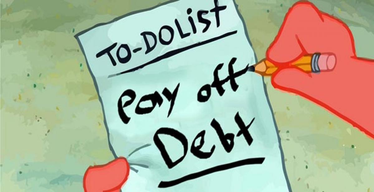 Debt recovery bill