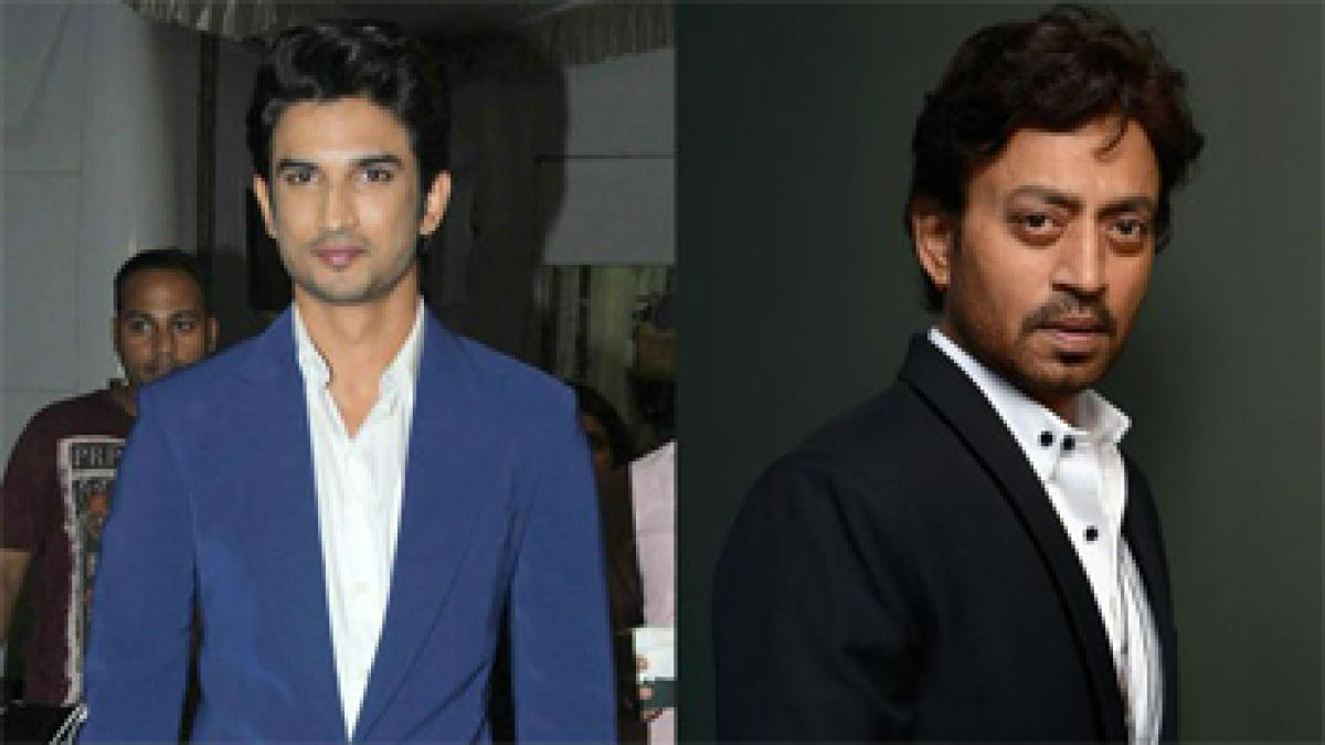 Sushant Singh Rajput, Irrfan Khan confirmed to star in Homi Adajania