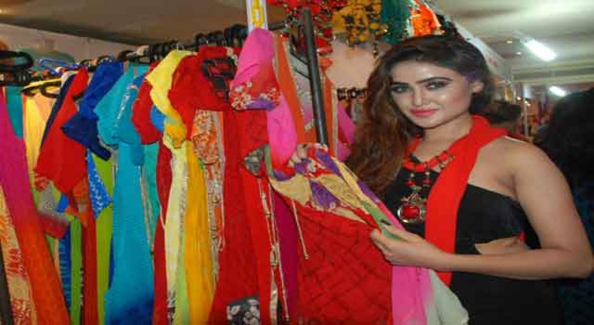 Desire exhibition launches in Hyderabad