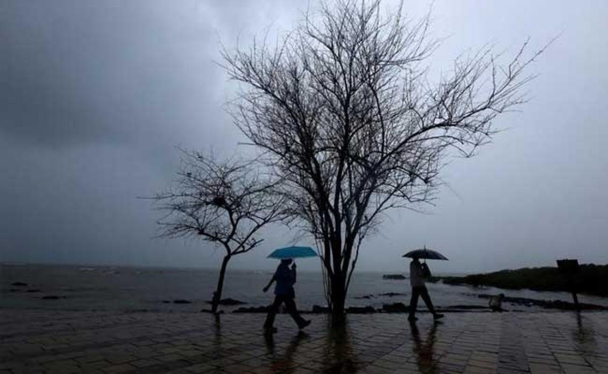 Two Dead In Cyclonic Storm In Malda
