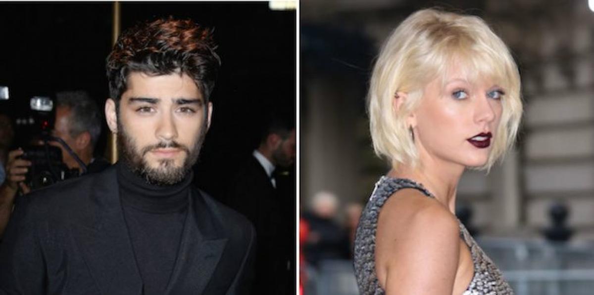 Zayn Malik regrets working with Taylor Swift