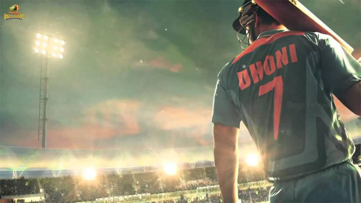 Dhoni The Untold Story to hit theatres in September 2016