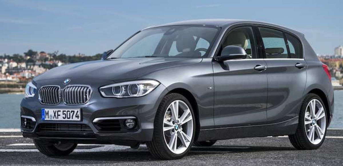 BMW 1-Series Facelift Launched