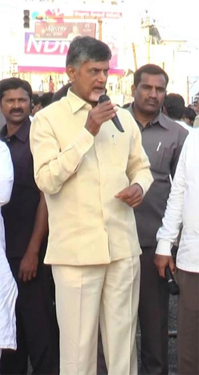 CM to visit Nellore  on May 31