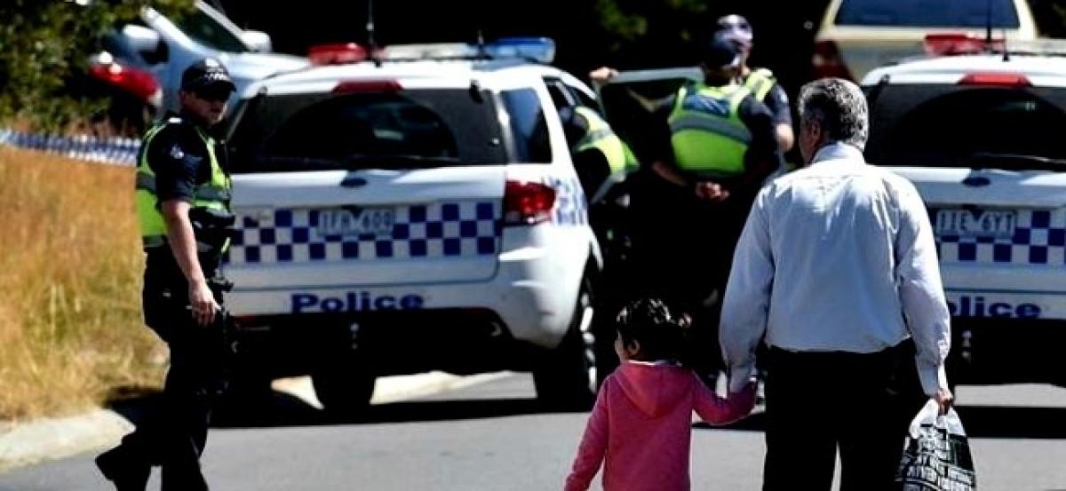 Australian police charge man over New Years Eve threats in Sydney