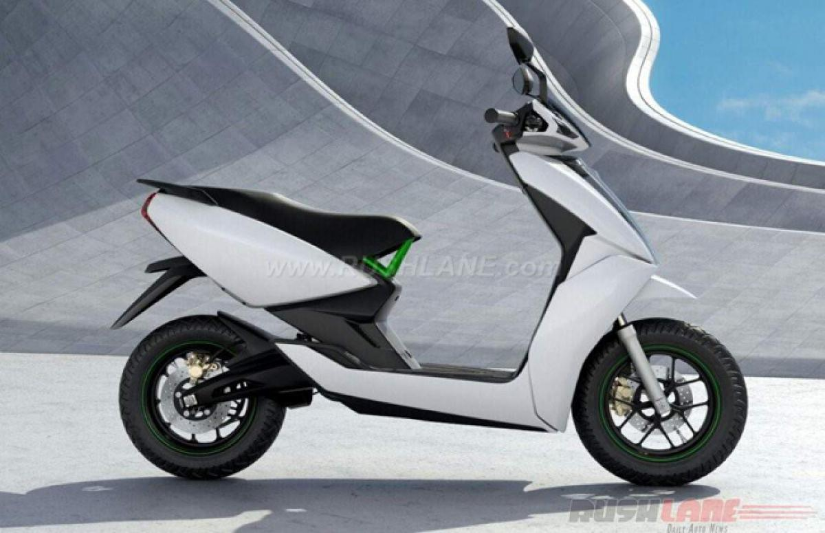 Indias first ever electric smart scooter Ather 340 features, price