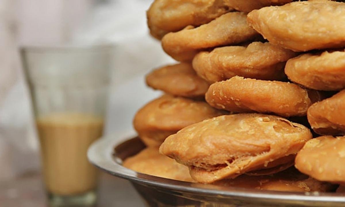Pilgrim town Varanasi a foodie