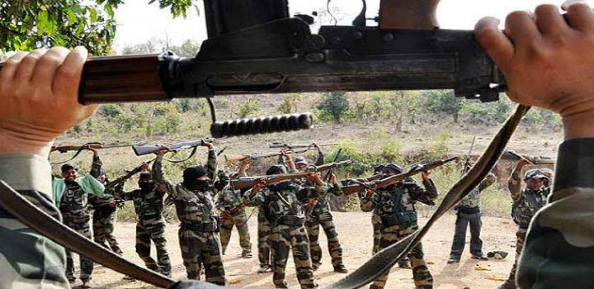 Maoist leaders on radar of C'garh cops