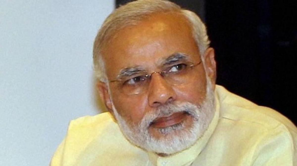 On International Womens Day, PM Modi salutes Nari Shakti