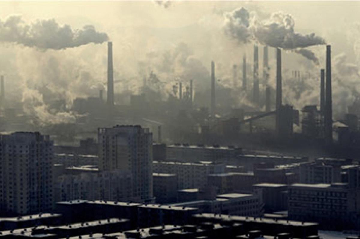 China collected $654 billion fine from polluting industries