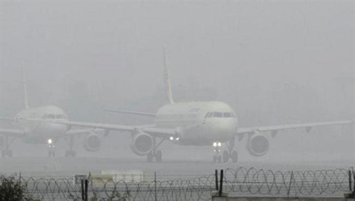 Flight operations resume in Srinagar after four days