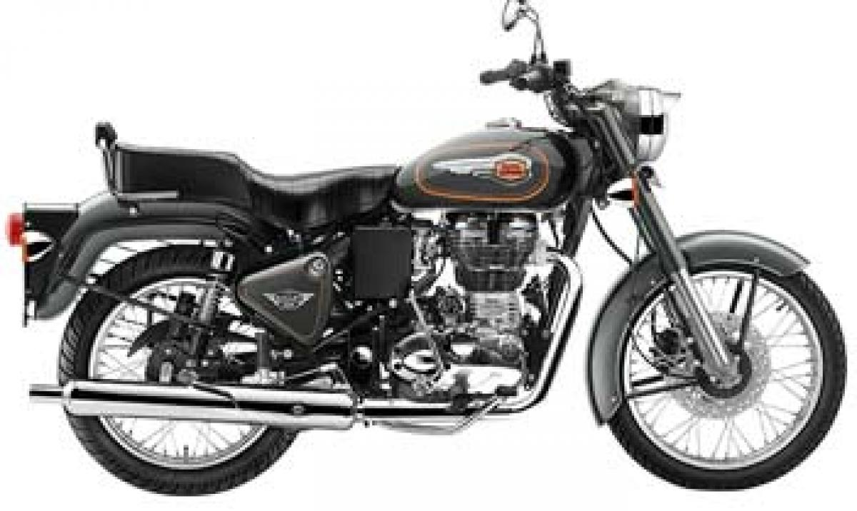 Royal Enfield introduces nine new colours to its line-up