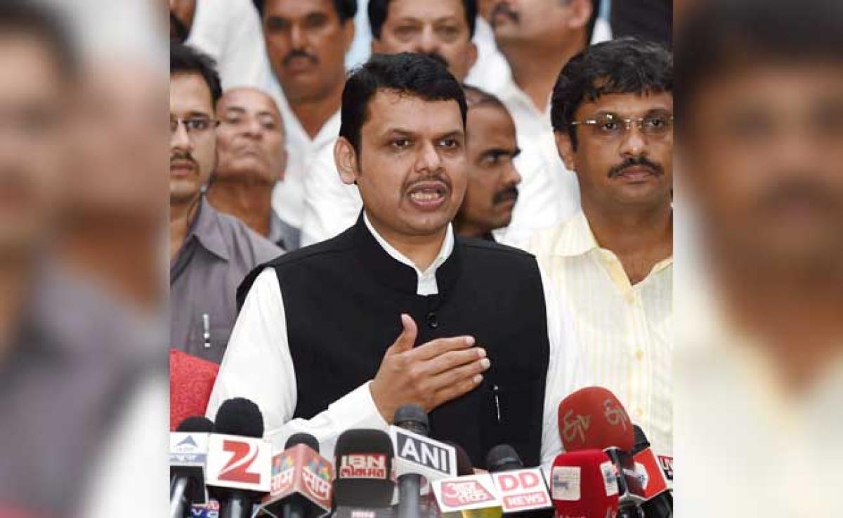 State Poll Body Examines Shiv Senas Claims Of Poll Code Breach By Devendra Fadnavis