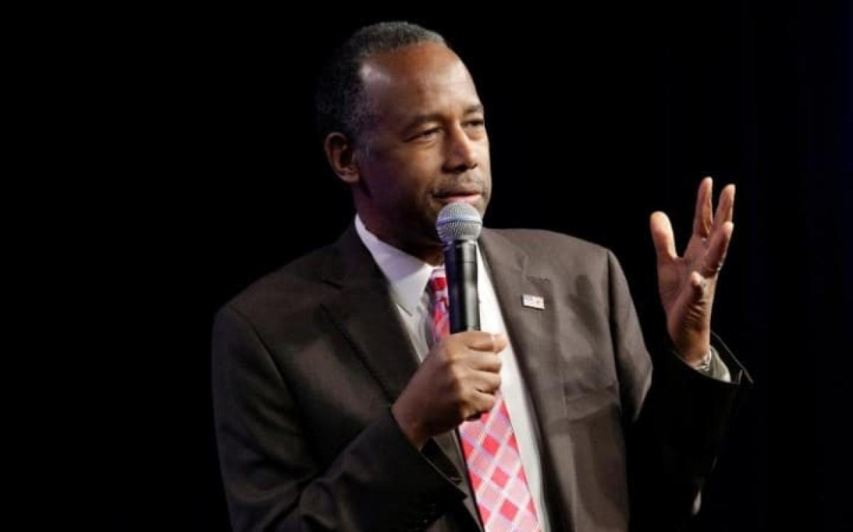 Slaves brought from Africa were immigrants: US housing secy Ben Carson