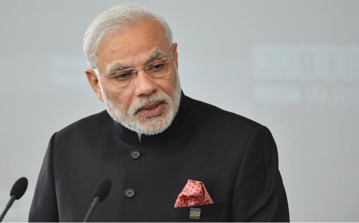 PM Modis anti-Odisha remark triggers protest in Odisha Assembly