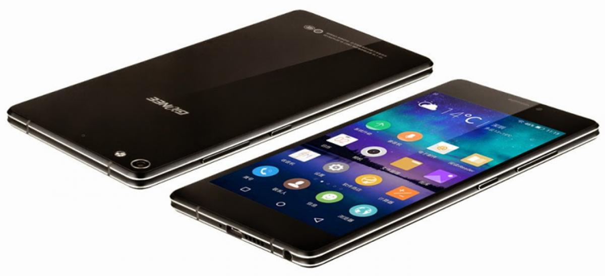 Gadget Review: Gionee M4 Specifications, Price in India