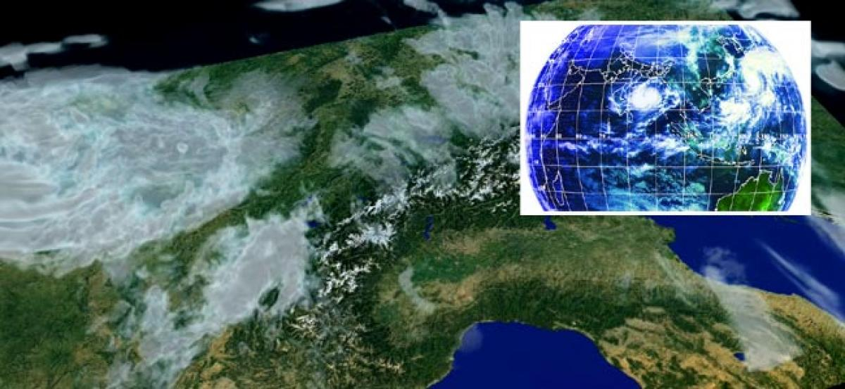 Efforts to enhance efficiency of weather forecasting systems in India