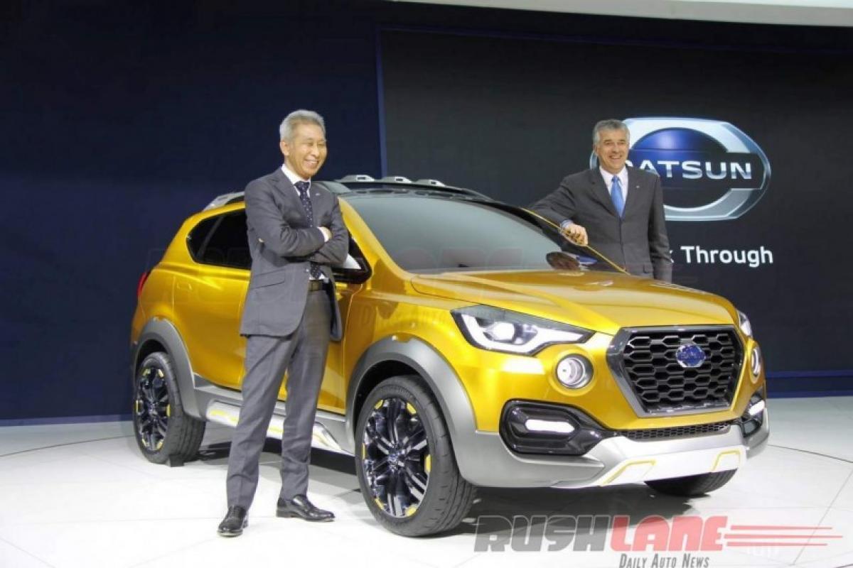 Datsun Go-Cross features, price in India Auto Expo 2016