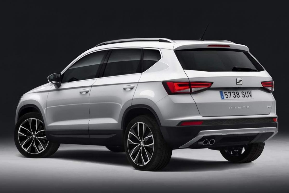 Check out: SEAT Ateca SUV features ahead of Geneva Motor Show
