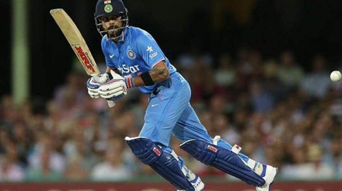 ICC ODI rankings: Virat Kohli the lone Indian batsman in top 10