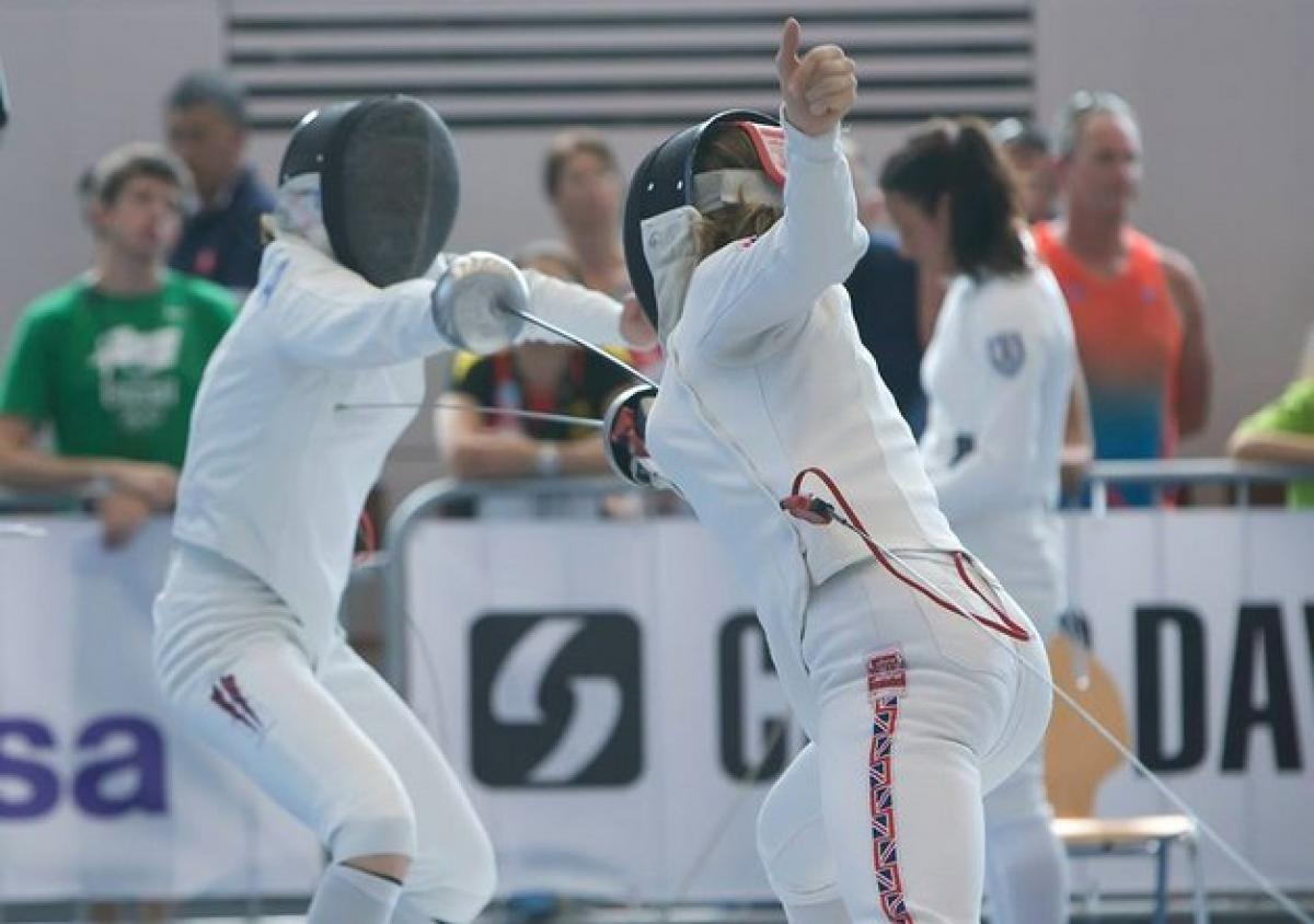 Indian fencer strikes gold in tournament in Iceland