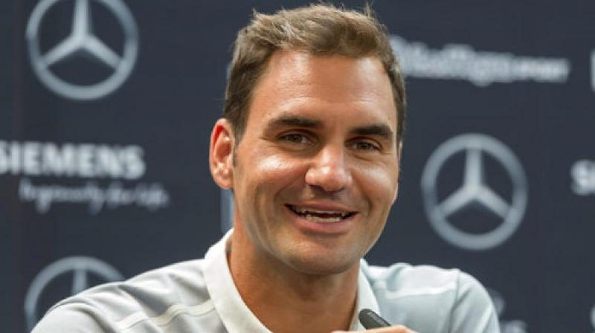 There are no more breaks now, insists Roger Federer