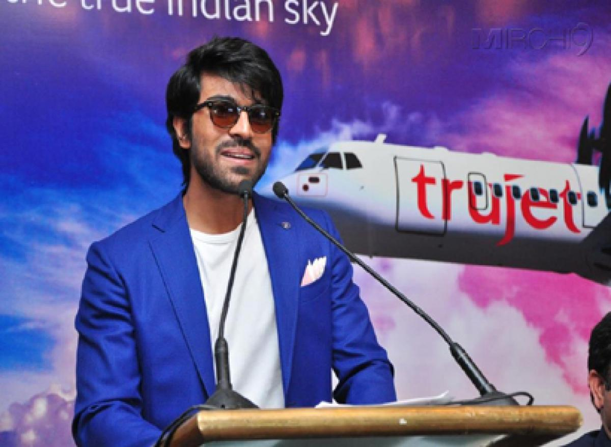 Charans TruJet flight cancelled without intimation, passengers protest at RGIA