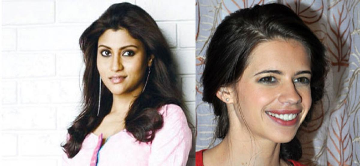 Konkona helped me learn Anglo-Indian accent