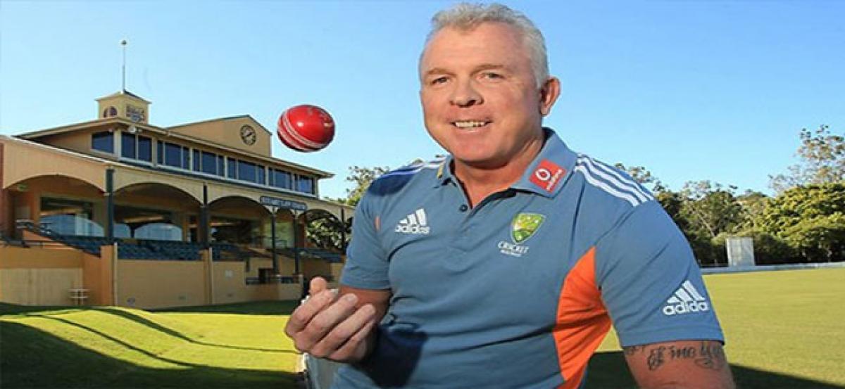 Craig McDermott applied for Team India coach post