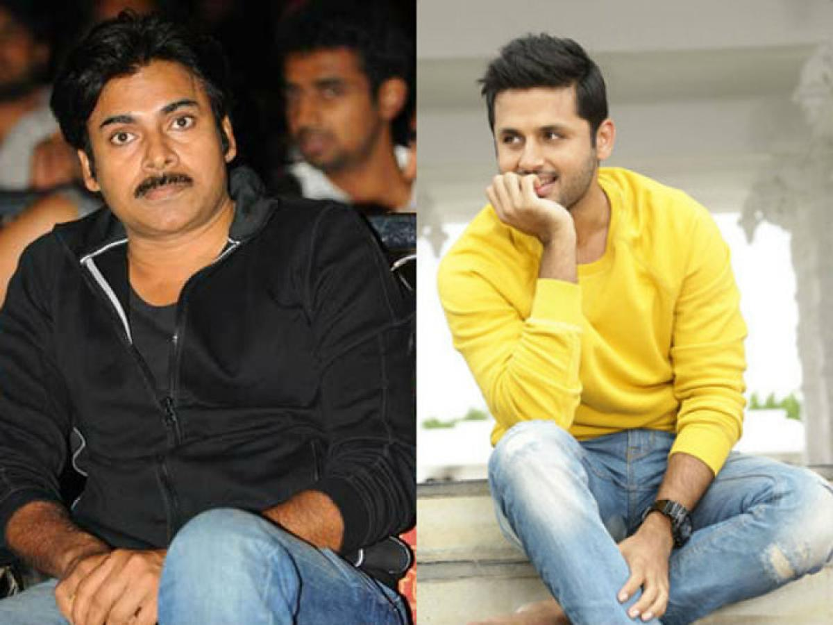 Power star cameo in Nithins A Aa?