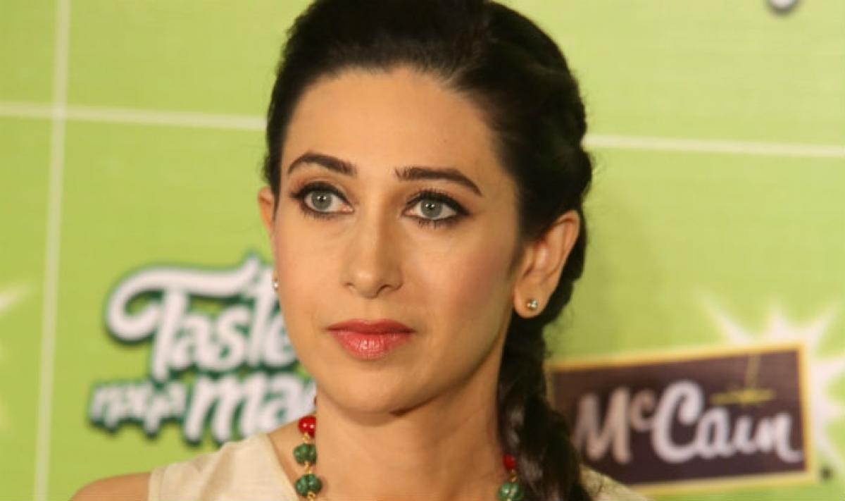 Karisma Kapoor files a case of harassment