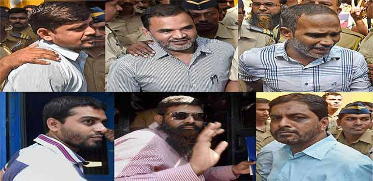 5 convicts get death, life for 7 others