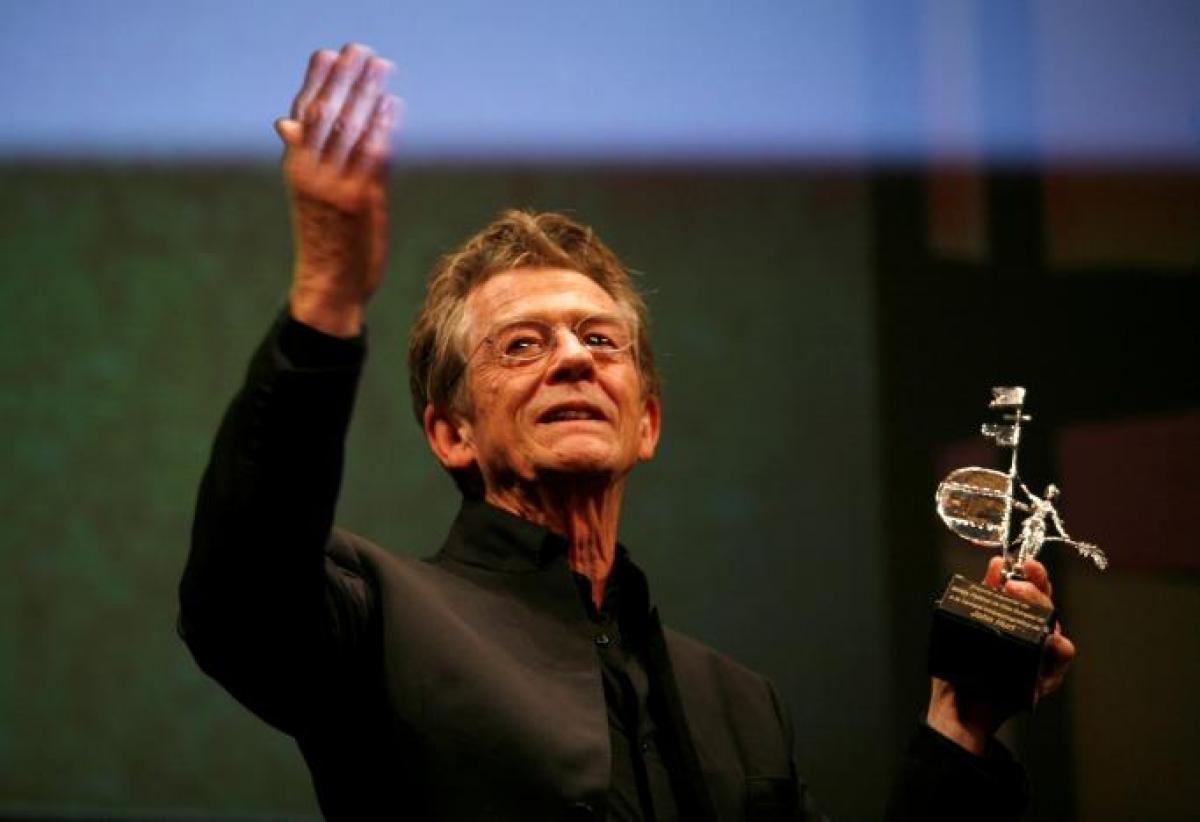 Actor John Hurt, star of