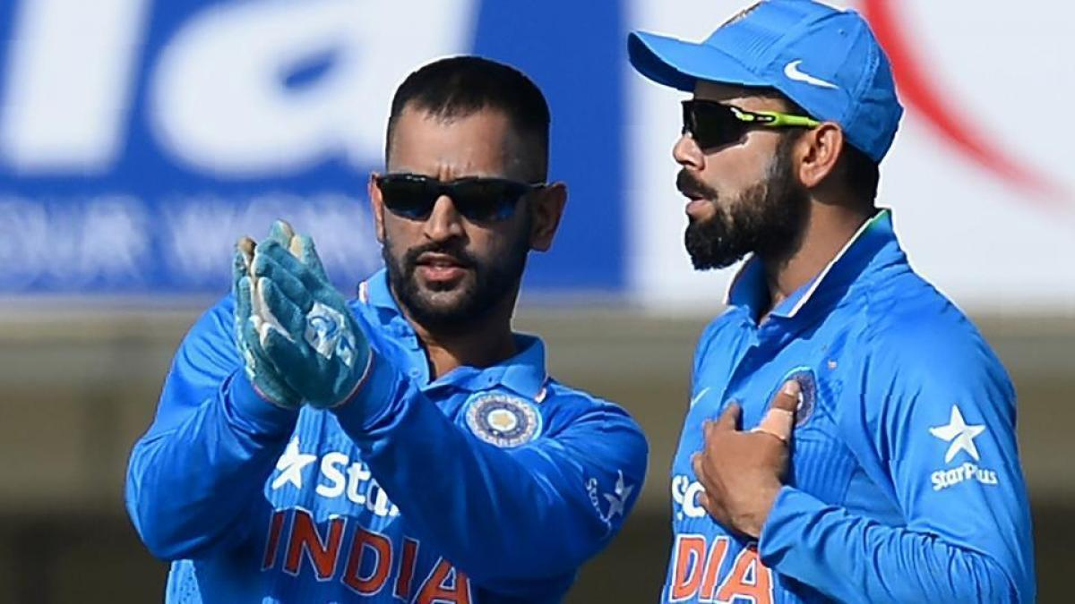 MS Dhoni is the best person to guide Virat, says chief selector