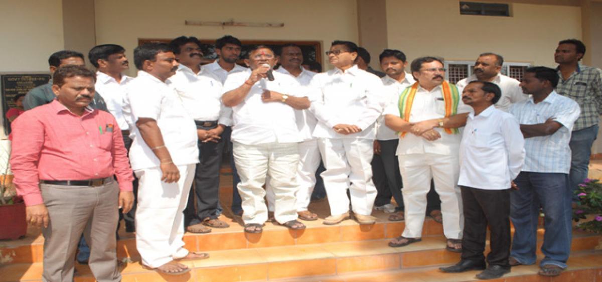 Government recasting SC, ST sub-plan: MP