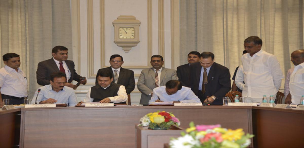 MoU heralds new era in North Telangana