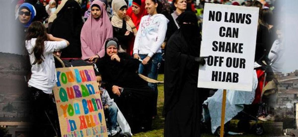 Australia government not to support burka ban