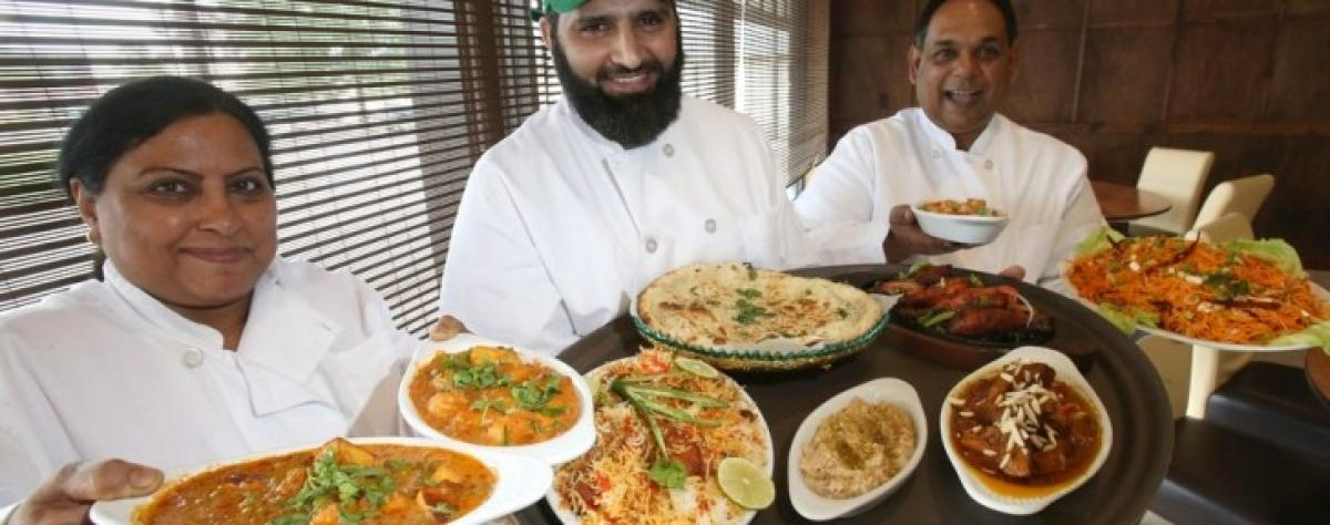 Pack your bags and hop on to foodie express to Kashmir