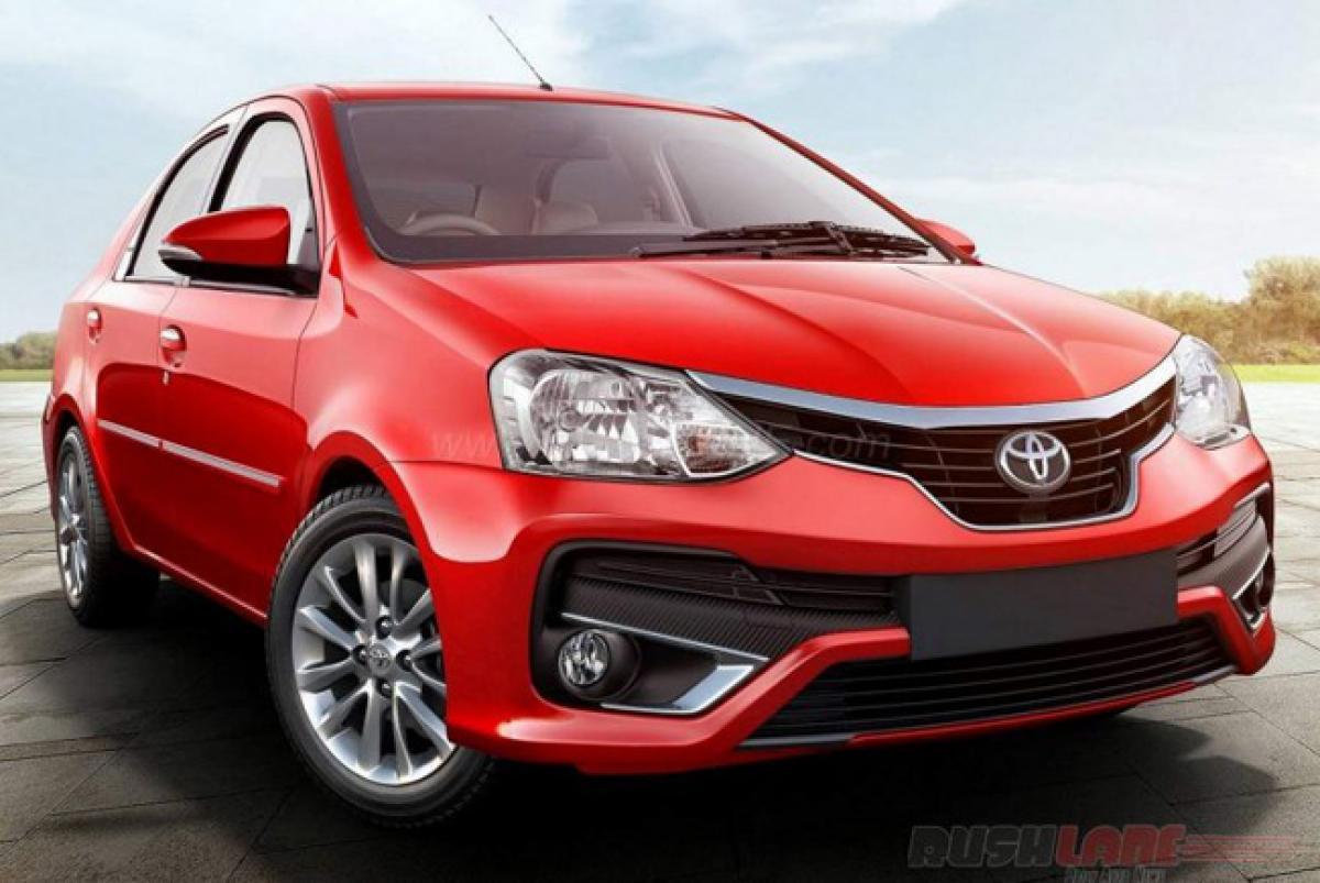 Toyota Platinum Etios, Etios Liva Facelift hit the Indian markets