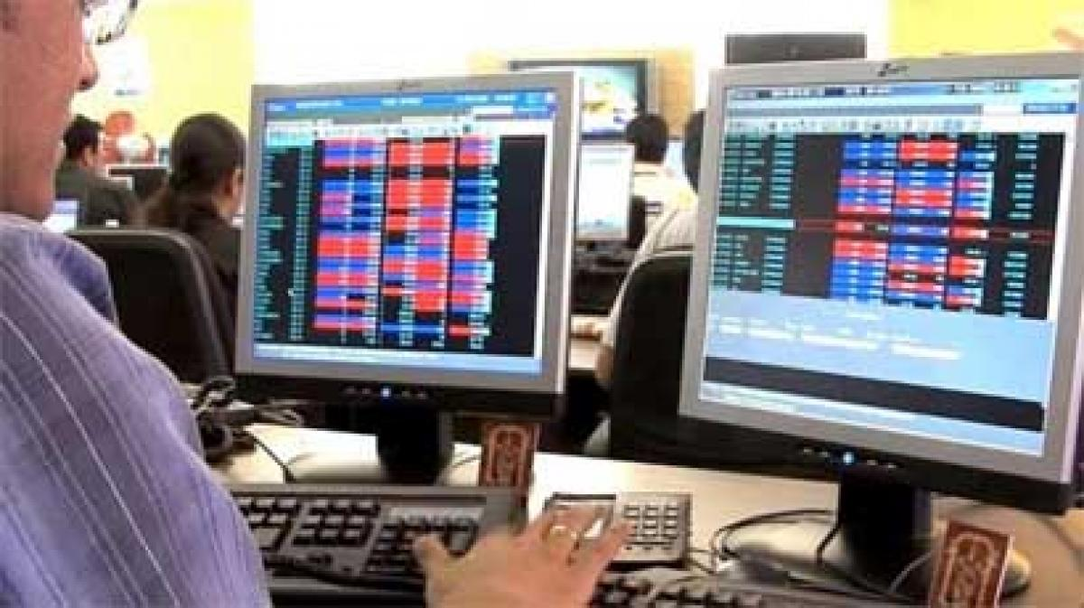 Sensex slips 113 points in early trade, profit-booking weighs