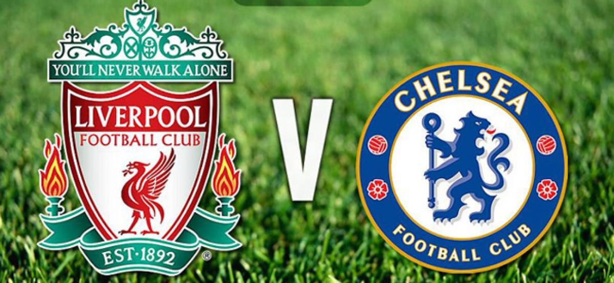 All you need to know about Chelsea and Liverpool before they clash